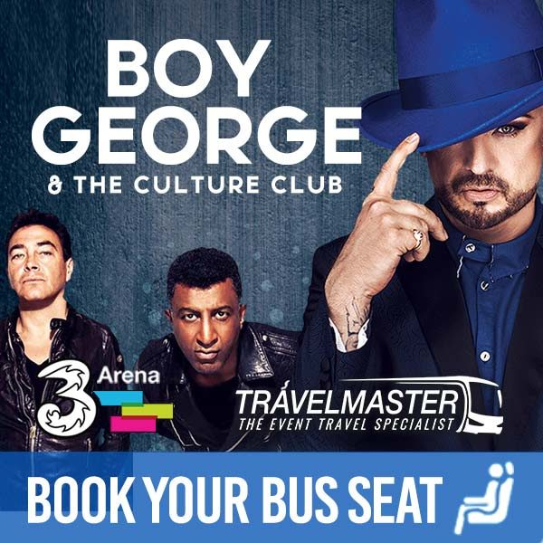 Bus to Boy George & Culture Club