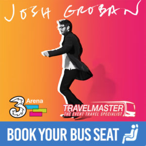Bus to Josh Groban