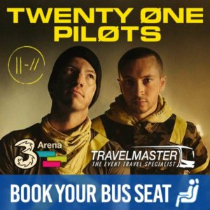 Bus to Twenty One Pilots