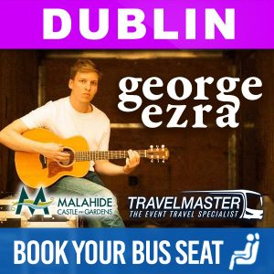 Bus to George Ezra Malahide Castle