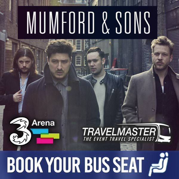 bus to Mumford and Sons