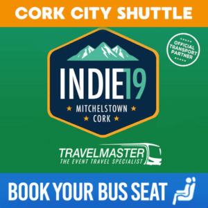 Cork City Shuttle Bus to Indiependence 2019