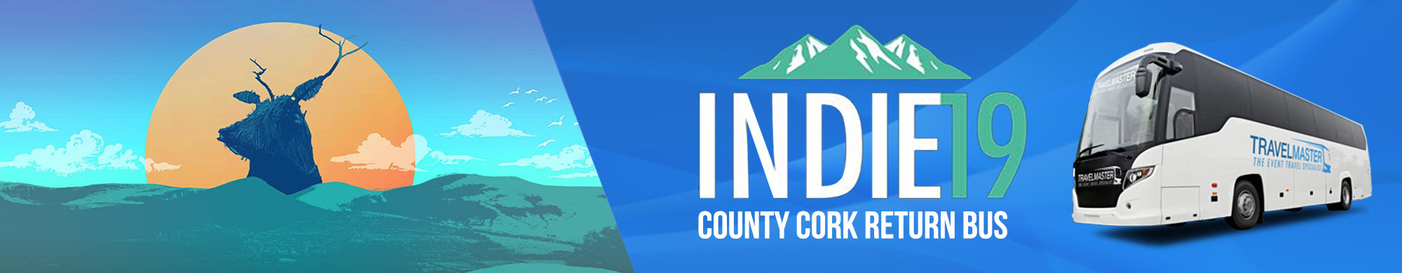 Bus to Indiependence 2019 Indie 19 - Cork County