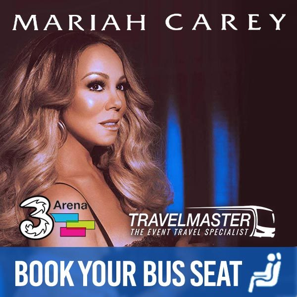 Bus to Mariah Carey